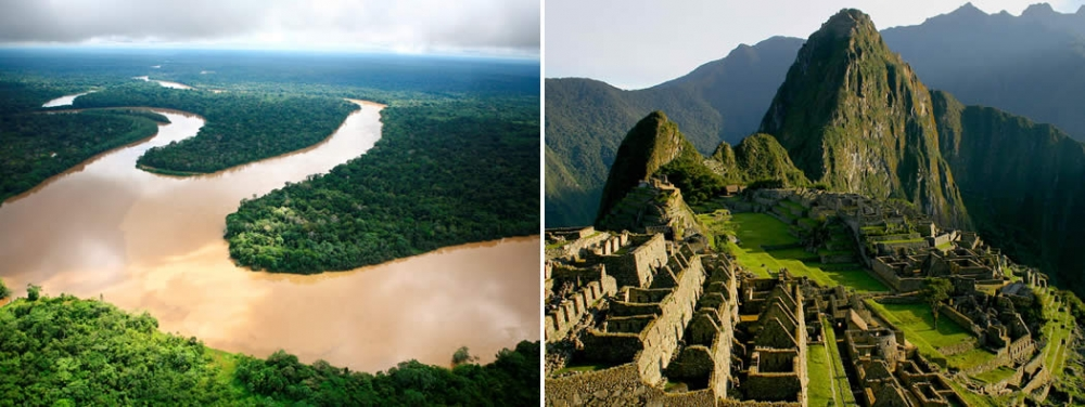 adventure-in-the-amazon-and-machu-picchu peru south america tour package vacation travel visit