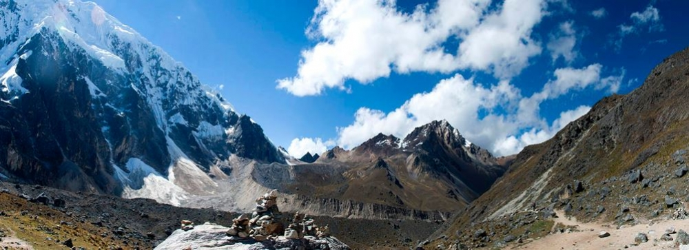 salkantay-trek machu picchu hike peru south america tour package vacation trip travel visit