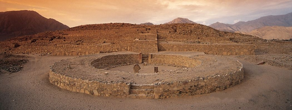 caral-the-oldest-civilization-in-the-americas pyramids ruins peru south america tour package vacation travel visit